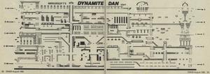 Карта Dynamite Dan