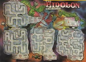 Карта Eidolon, The