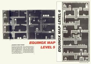 Карта Equinox