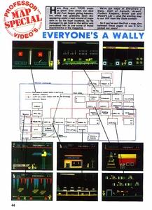 Карта Everyone's a Wally