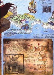 Карта Fairlight II