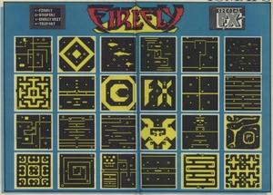 Карта Firefly