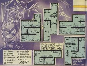 Карта Frost Byte