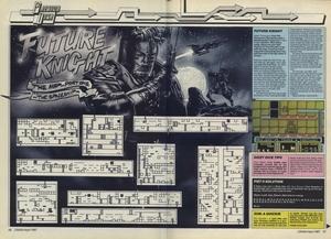 Карта Future Knight