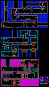 Карта Future Looter
