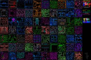 Карта Gauntlet II