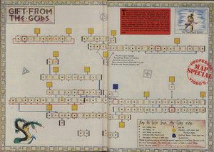 Карта Gift from the Gods