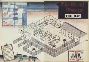 Карта Great Escape, The