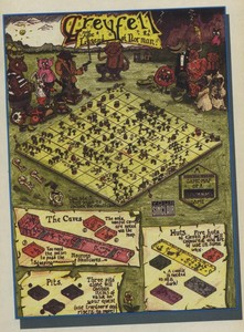 Карта Greyfell
