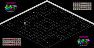 Карта Gunfright