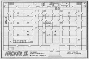 Карта Hacker II: The Doomsday Papers