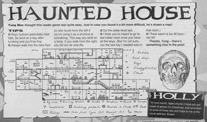 Карта Haunted House