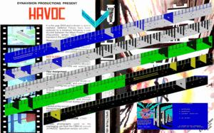 Карта Havoc