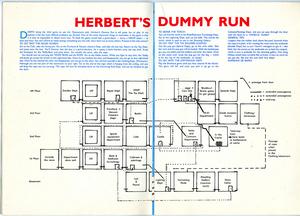 Карта Herbert's Dummy Run