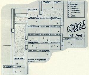 Карта Hijack