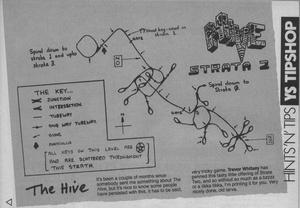 Карта Hive