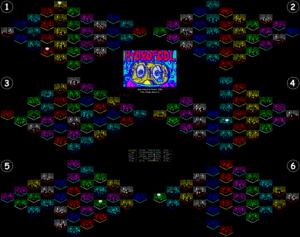 Карта Hydrofool