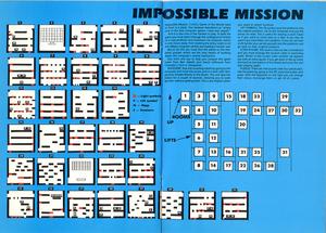 Карта Impossible Mission