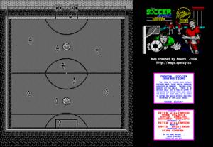 Карта Indoor Soccer