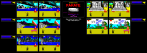 Карта International Karate