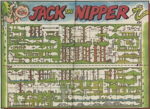 Карта Jack the Nipper II: In Coconut Capers