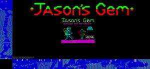 Карта Jason's Gem
