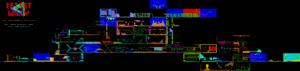 Карта Jet Set Willy: Spectrum Computing