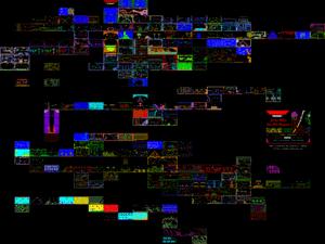 Карта Jet Set Willy: The 2010 Megamix