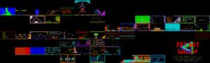 Карта Jet Set Willy: The '96 Remix