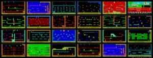 Карта Jet Set Willy 64: Flash Manic Miner