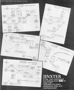 Карта Jinxter