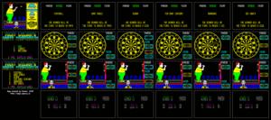 Карта Jocky Wilson's Compendium of Darts