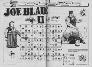 Карта Joe Blade II
