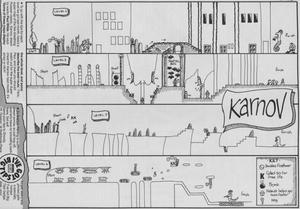 Карта Karnov