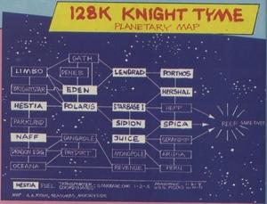 Карта Knight Tyme