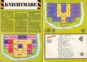 Карта Knightmare
