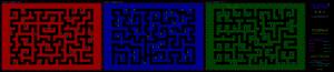 Карта Labyrinth 2
