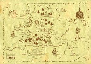 Карта Lancelot