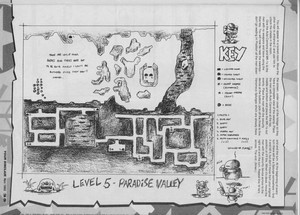 Карта Laser Squad