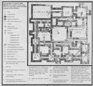 Карта Лорды Хаоса