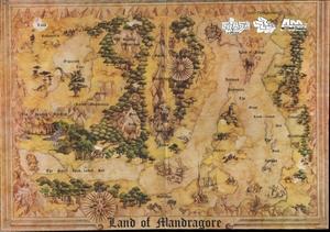 Карта Mandragore