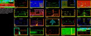 Карта Manic Miner - 2000