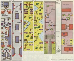 Карта Marauder