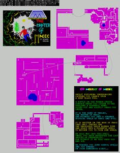 Карта Мастер магии