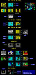 Карта Mega-Corp