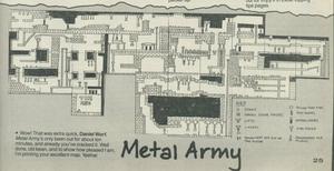 Карта Metal Army