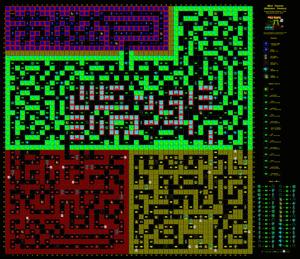 Карта Mezi Vezemi