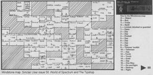 Карта Mindstone