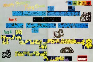 Карта Monty Python's Flying Circus