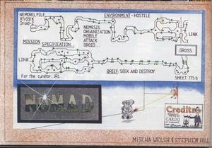 Карта N.O.M.A.D.